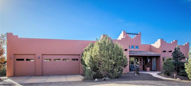 12540 N Flying Hawk Trail, Prescott, AZ 86305 (#1008995) :: HYLAND-SCHNEIDER