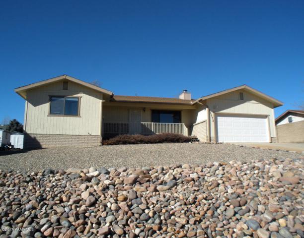 10672 E Manzanita Trail, Dewey-Humboldt, AZ 86327 (#1009002) :: HYLAND-SCHNEIDER