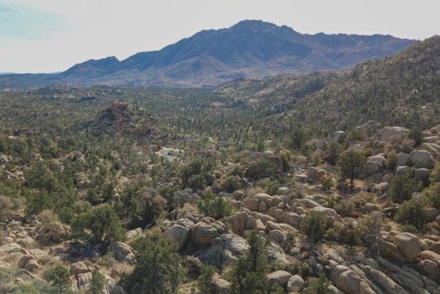 0 Makwa Trail Road, Prescott, AZ 86305 (#1009105) :: The Kingsbury Group