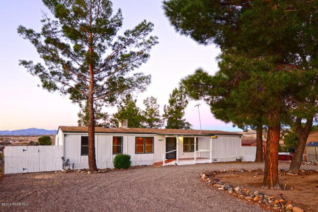 17155 Rabbit Road, Mayer, AZ 86333 (#1009532) :: HYLAND/SCHNEIDER TEAM