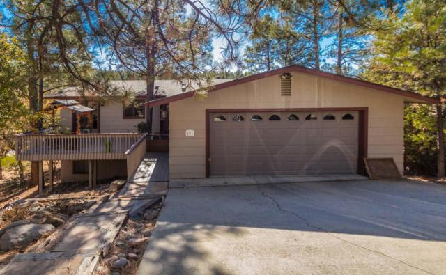491 Turtleback Road, Prescott, AZ 86303 (#1009541) :: HYLAND/SCHNEIDER TEAM