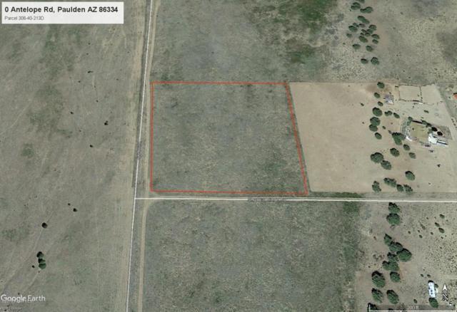 0 Antelope Road, Paulden, AZ 86334 (#1009708) :: The Kingsbury Group