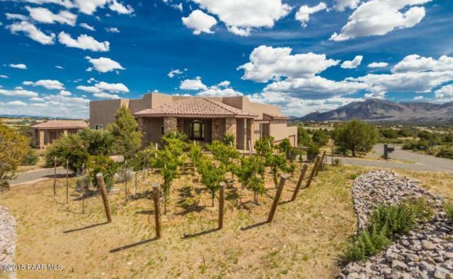 11705 N Cielo Grande Drive, Prescott, AZ 86305 (#1009805) :: The Kingsbury Group