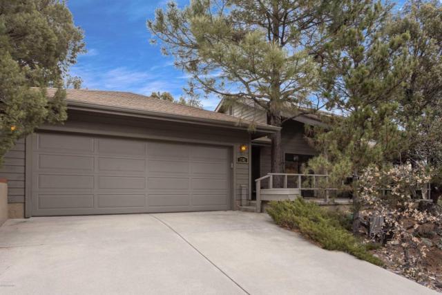 1741 Broken Arrow Drive, Prescott, AZ 86303 (#1009892) :: HYLAND/SCHNEIDER TEAM