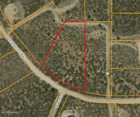 17415 S Rocky Boy Way, Peeples Valley, AZ 86332 (#1010009) :: HYLAND/SCHNEIDER TEAM