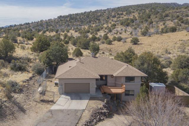1815 W Buena Vista Trail, Prescott, AZ 86305 (#1010202) :: The Kingsbury Group