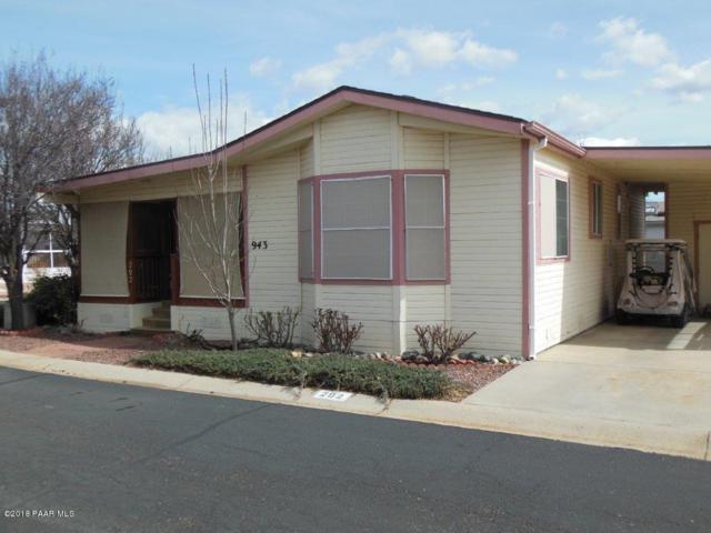 943 N Country View Drive, Dewey-Humboldt, AZ 86327 (#1010309) :: HYLAND/SCHNEIDER TEAM