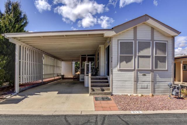 890 N Ponderosa Pine Drive, Dewey-Humboldt, AZ 86327 (#1010356) :: The Kingsbury Group