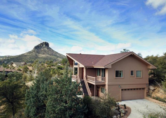1374 Hidden Canyon, Prescott, AZ 86305 (#1010361) :: HYLAND/SCHNEIDER TEAM