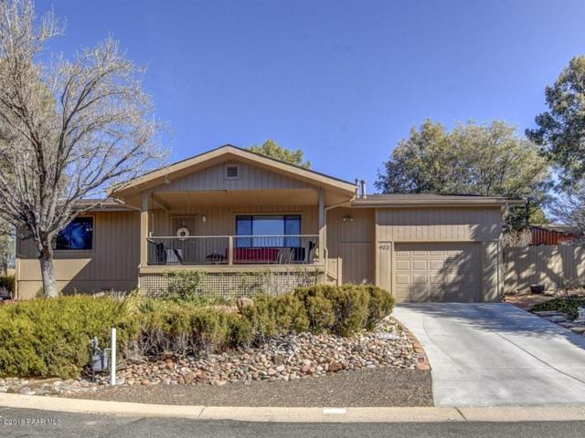 903 Marcus Drive, Prescott, AZ 86303 (#1010881) :: HYLAND/SCHNEIDER TEAM