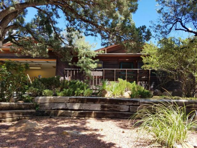 4916 Bear Way, Prescott, AZ 86301 (#1011030) :: HYLAND/SCHNEIDER TEAM