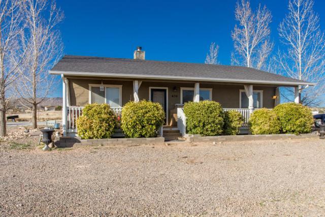 25805 N Poppy Road, Paulden, AZ 86334 (#1011042) :: HYLAND/SCHNEIDER TEAM