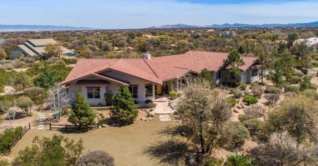 8511 N Granite Oaks Drive, Prescott, AZ 86305 (#1011090) :: HYLAND/SCHNEIDER TEAM