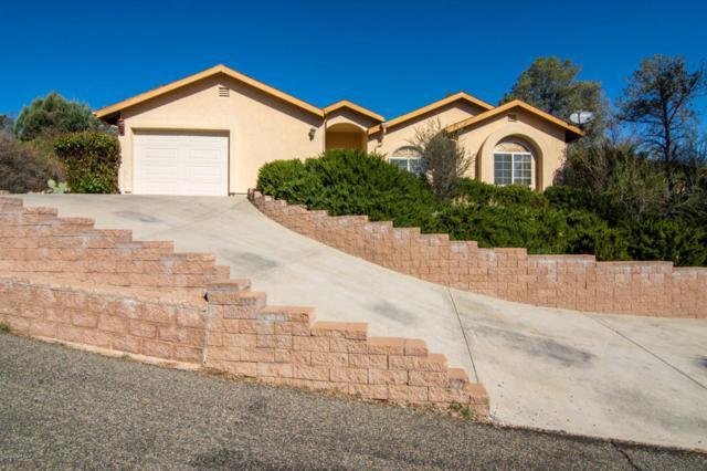 602 Mockingbird Court, Prescott, AZ 86301 (#1011200) :: HYLAND/SCHNEIDER TEAM