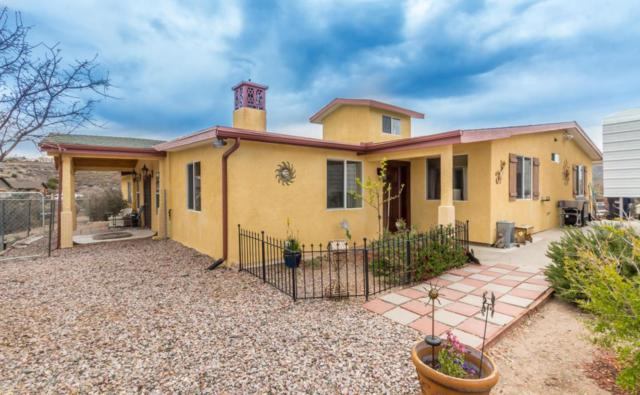 14320 E Blue Ridge Road, Dewey-Humboldt, AZ 86327 (#1011255) :: HYLAND/SCHNEIDER TEAM