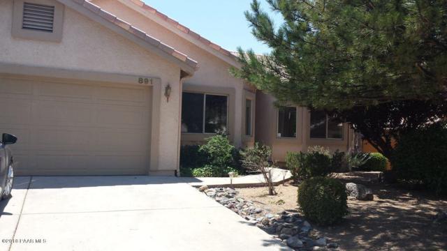891 Whispering Oak Drive, Prescott, AZ 86301 (#1011260) :: The Kingsbury Group