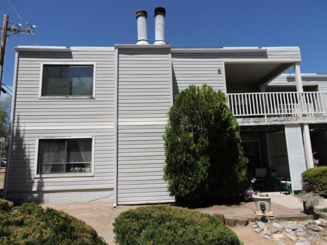 333 W Leroux Street D8, Prescott, AZ 86303 (#1011605) :: HYLAND/SCHNEIDER TEAM