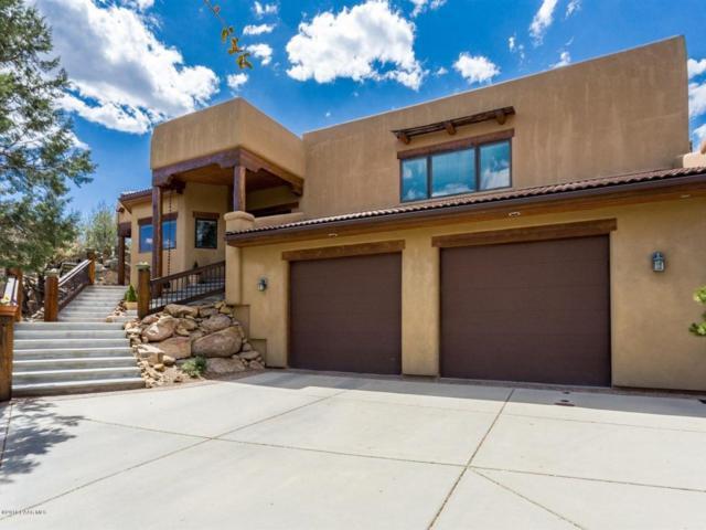 1319 Sierry Peaks Drive, Prescott, AZ 86305 (#1011640) :: The Kingsbury Group