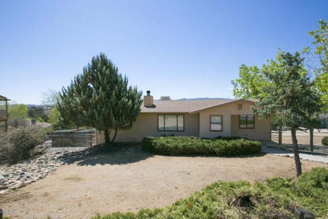 1611 Barmar Lane, Prescott, AZ 86301 (#1011761) :: HYLAND/SCHNEIDER TEAM
