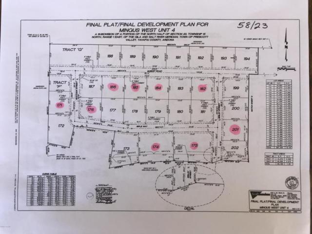 8946 N Shotgun Street, Prescott Valley, AZ 86315 (#1011769) :: HYLAND/SCHNEIDER TEAM