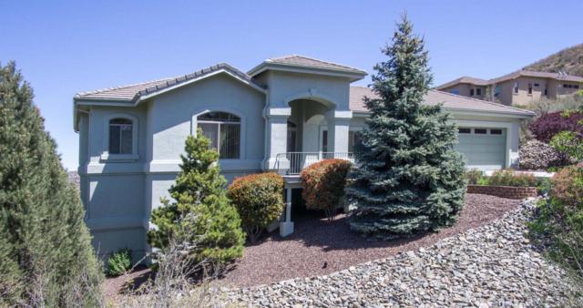 559 Wilderness Pt., Prescott, AZ 86303 (#1011956) :: HYLAND/SCHNEIDER TEAM