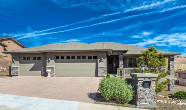 4741 Sharp Shooter Way, Prescott, AZ 86301 (#1012055) :: HYLAND/SCHNEIDER TEAM