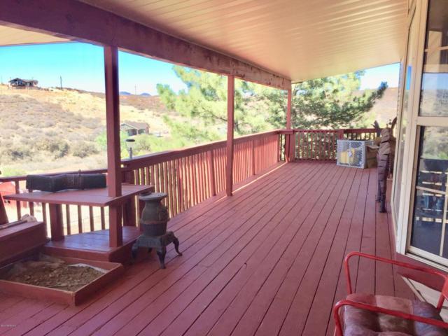 1290 S Hope Trail, Dewey-Humboldt, AZ 86327 (#1012076) :: HYLAND/SCHNEIDER TEAM