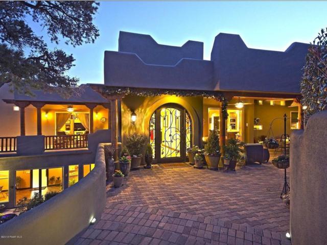 31 Pinnacle Circle, Prescott, AZ 86305 (#1012181) :: HYLAND/SCHNEIDER TEAM