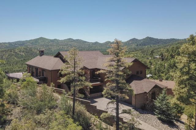 1050 Lookout Point Road, Prescott, AZ 86305 (#1012303) :: HYLAND/SCHNEIDER TEAM