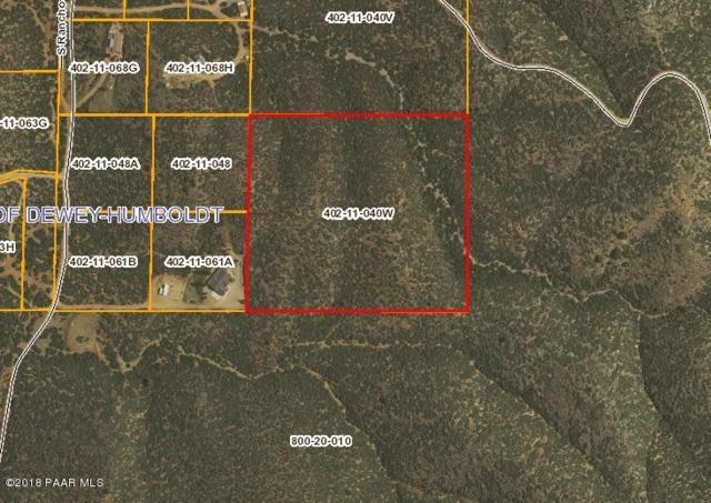 3353 Rancho Place, Dewey-Humboldt, AZ 86327 (#1012360) :: HYLAND/SCHNEIDER TEAM