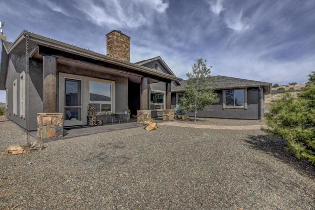 13330 E Mingus Vista Drive, Prescott Valley, AZ 86315 (#1012368) :: HYLAND/SCHNEIDER TEAM