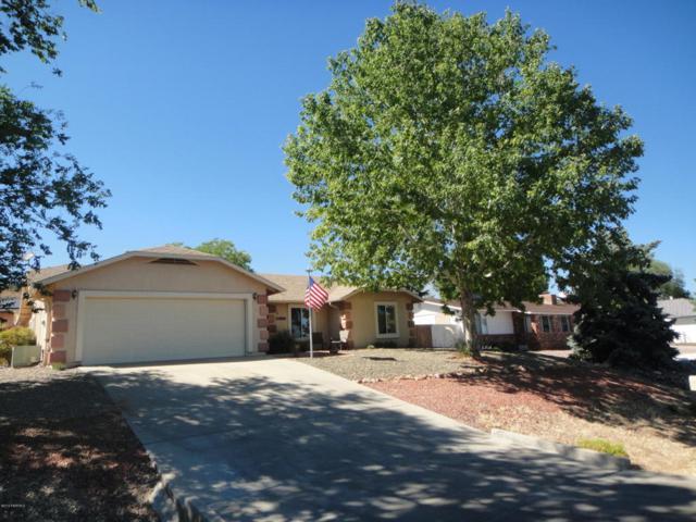 10718 E Manzanita Trail, Dewey-Humboldt, AZ 86327 (#1012384) :: HYLAND/SCHNEIDER TEAM