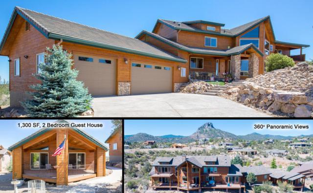 1455 Sierry Springs Drive, Prescott, AZ 86305 (#1012401) :: HYLAND/SCHNEIDER TEAM