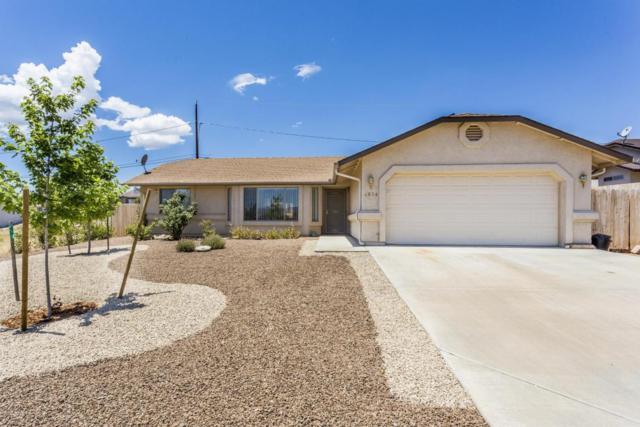 4824 N Columbine Drive, Prescott Valley, AZ 86314 (#1012441) :: HYLAND/SCHNEIDER TEAM