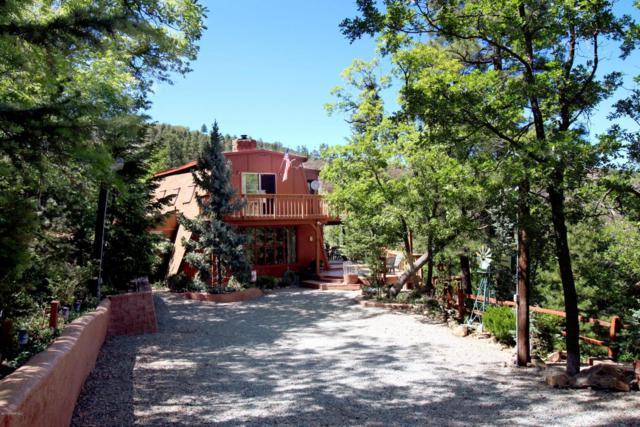 8434 S Mountain View Road, Mayer, AZ 86333 (#1012452) :: The Kingsbury Group