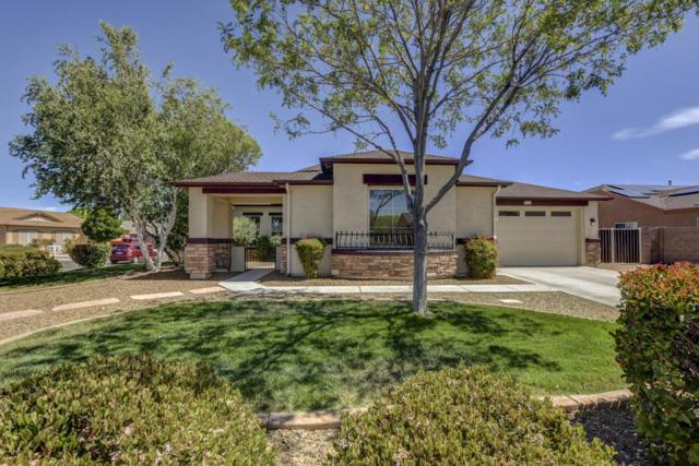 7750 E Welsh Mountain Drive, Prescott Valley, AZ 86315 (#1012485) :: HYLAND/SCHNEIDER TEAM