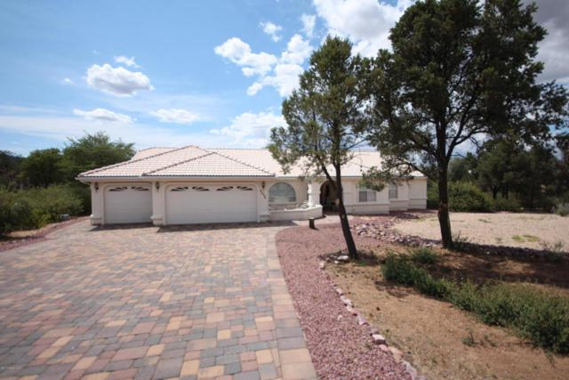 2054 W Post Oak Drive, Prescott, AZ 86305 (#1012550) :: HYLAND/SCHNEIDER TEAM