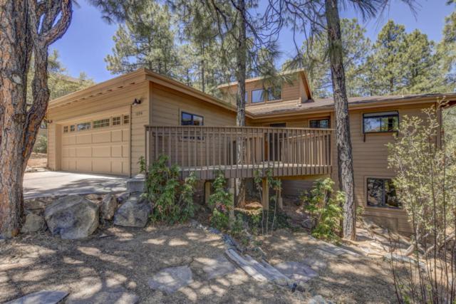 1094 Pine Country Court, Prescott, AZ 86303 (#1012756) :: HYLAND/SCHNEIDER TEAM