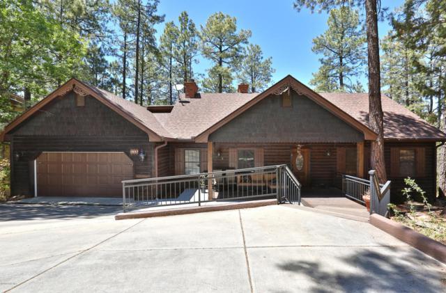 1087 Pine Country Court, Prescott, AZ 86303 (#1012838) :: HYLAND/SCHNEIDER TEAM