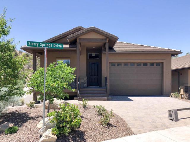 1490 Sierry Springs Drive, Prescott, AZ 86305 (#1012889) :: HYLAND/SCHNEIDER TEAM