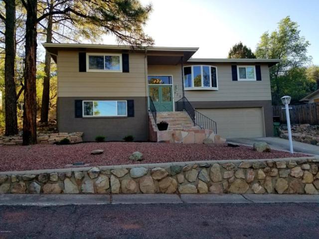 420 Canyon Springs Road, Prescott, AZ 86303 (#1012957) :: HYLAND/SCHNEIDER TEAM