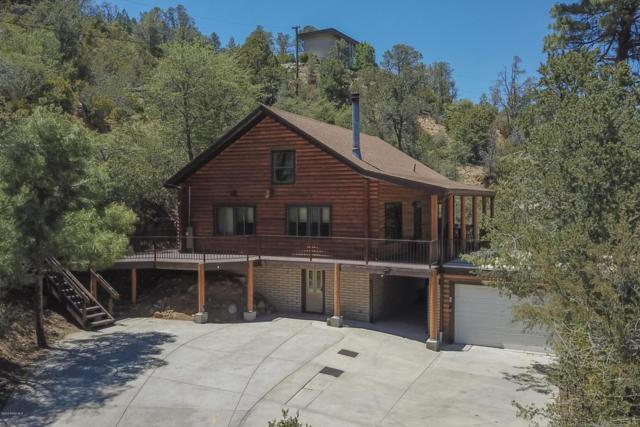 2108 W Aspen Acres Drive, Prescott, AZ 86303 (#1012966) :: HYLAND/SCHNEIDER TEAM