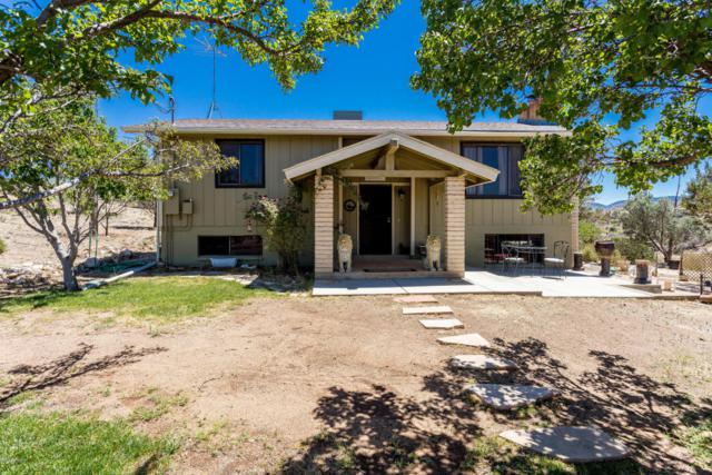 13645 E Agua Fria Lane, Dewey-Humboldt, AZ 86329 (#1013183) :: HYLAND/SCHNEIDER TEAM