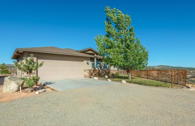 8228 W Broken Knee Trail, Prescott, AZ 86305 (#1013196) :: HYLAND/SCHNEIDER TEAM