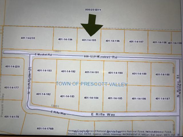 13110 E Musket Road, Prescott Valley, AZ 86315 (#1013369) :: HYLAND/SCHNEIDER TEAM