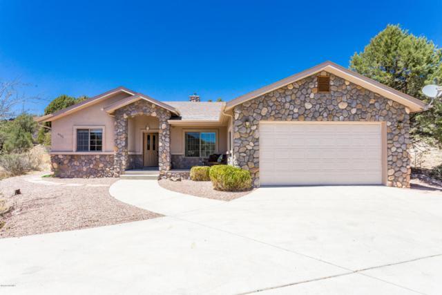 4920 Hornet Drive, Prescott, AZ 86301 (#1013392) :: HYLAND/SCHNEIDER TEAM