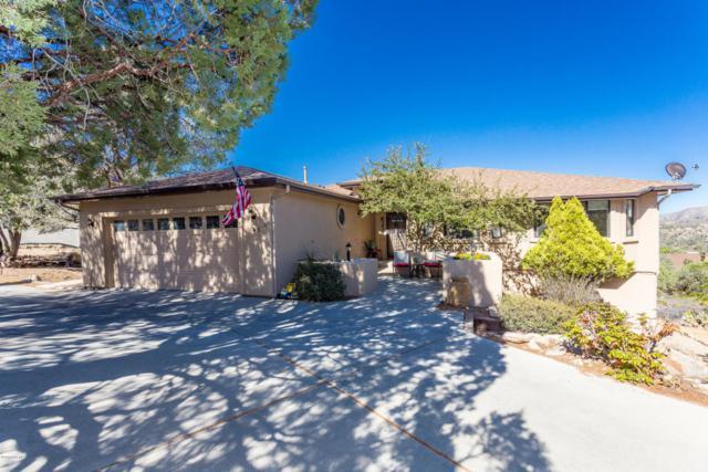 643 S Bear Claw, Prescott, AZ 86301 (#1013489) :: HYLAND/SCHNEIDER TEAM