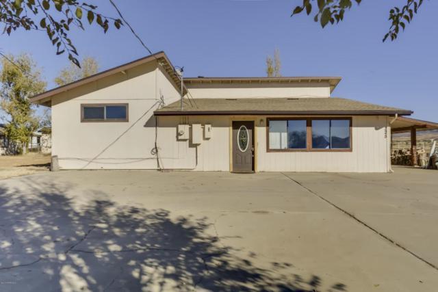 225 N Outback Road, Dewey-Humboldt, AZ 86327 (#1013702) :: HYLAND/SCHNEIDER TEAM