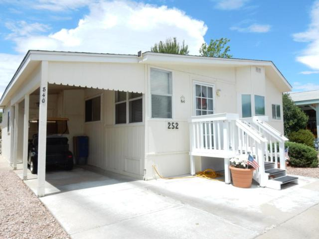 840 N Mountain Brush Drive, Prescott Valley, AZ 86327 (#1013772) :: The Kingsbury Group