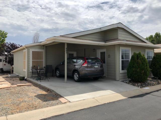 885 N Mountain Brush Drive, Prescott Valley, AZ 86327 (#1013861) :: The Kingsbury Group